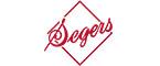 Segers logga för profil & arbetskläder med brodyr